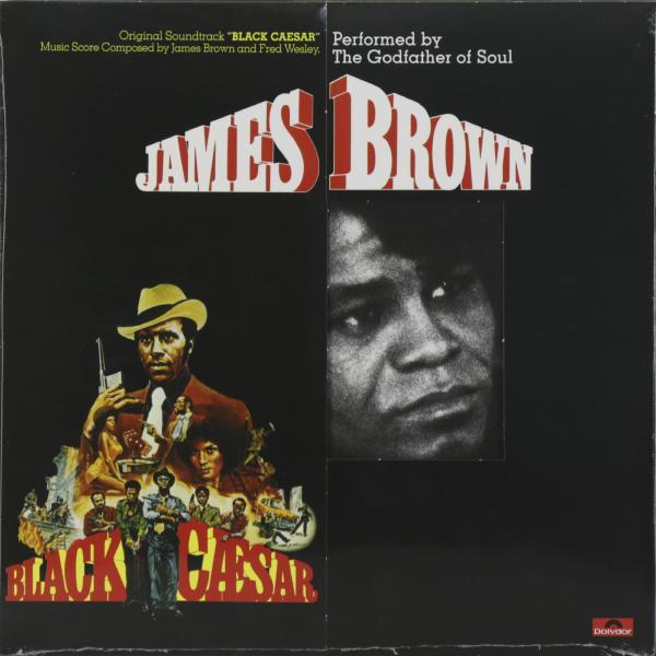James Brown James Brown - Black Caesar colomac brown