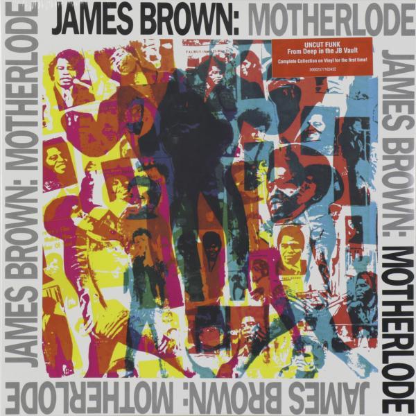 James Brown James Brown - Motherlode (2 LP) colomac brown