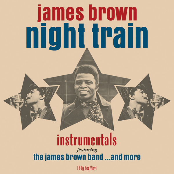 James Brown James Brown - Night Train (colour) colomac brown