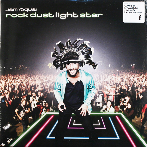 Jamiroquai Jamiroquai - Rock Dust Light Star (2 LP)