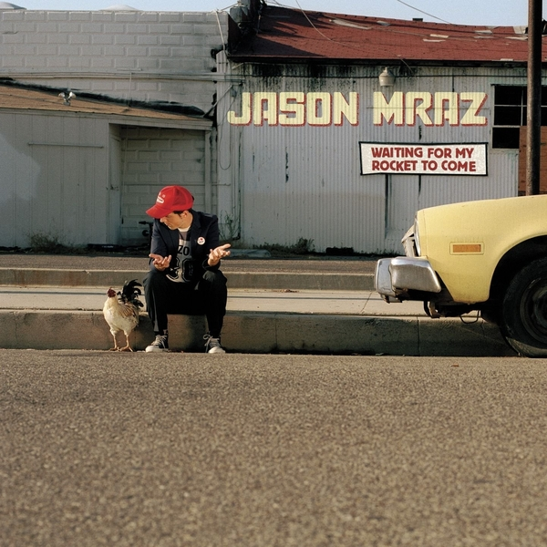 Jason Mraz Jason Mraz - Waiting For My Rocket To Come (15th Anniversary) (2 LP) недорго, оригинальная цена