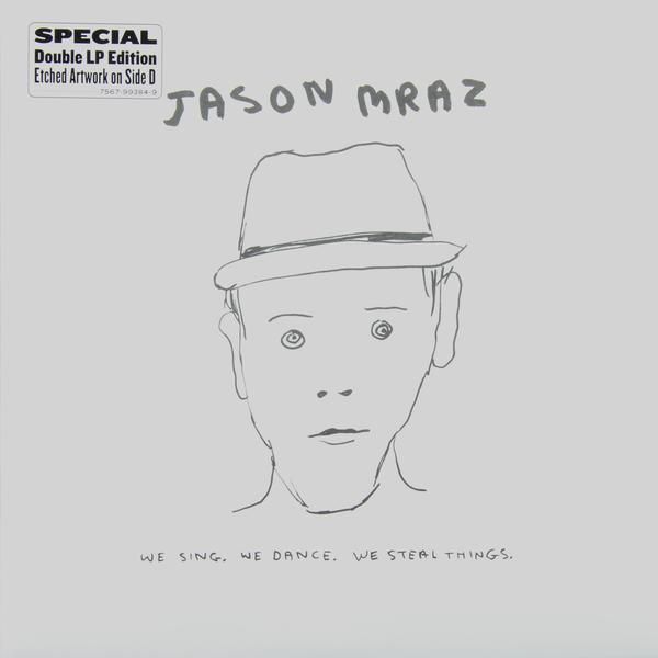 Jason Mraz Jason Mraz - We Sing. We Dance. We Steal Things (2 LP) все цены