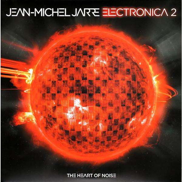 Jean Michel Jarre Jean Michel Jarre - Electronica 2: The Heart Of Noise (2 LP) jean michel jarre jean michel jarre revolutions