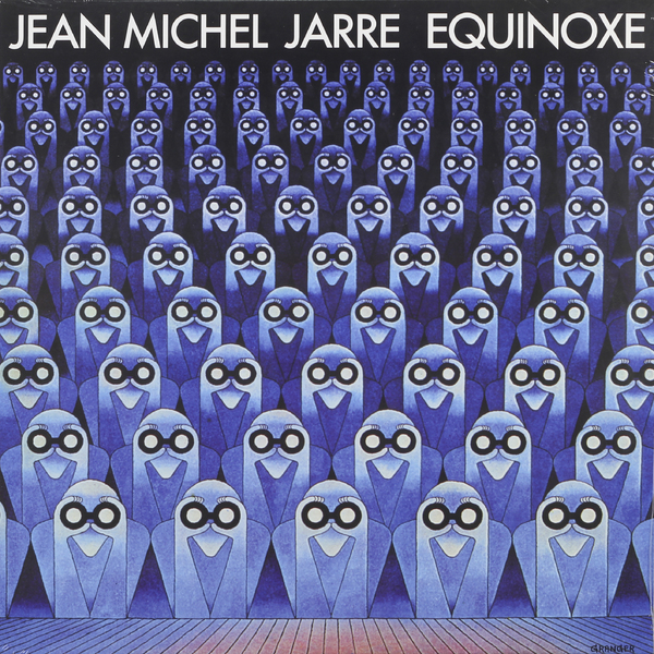 Jean Michel Jarre Jean Michel Jarre - Equinoxe