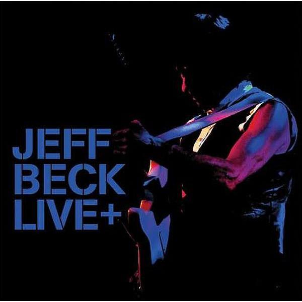 купить Jeff Beck Jeff Beck - Live + по цене 2180 рублей