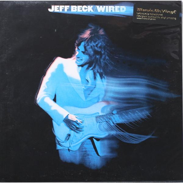 купить Jeff Beck Jeff Beck - Wired (180 Gr) по цене 2640 рублей