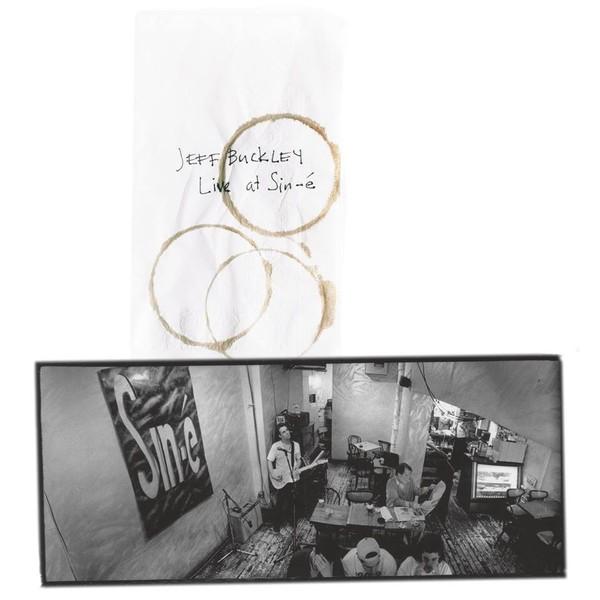Jeff Buckley Jeff Buckley - Live At Sin-e (legacy Edition) (4 LP) цена и фото