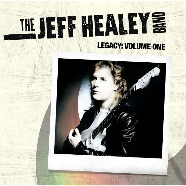 Jeff Healey Jeff Healey Band - Legacy: Volume One (3 LP) цена и фото