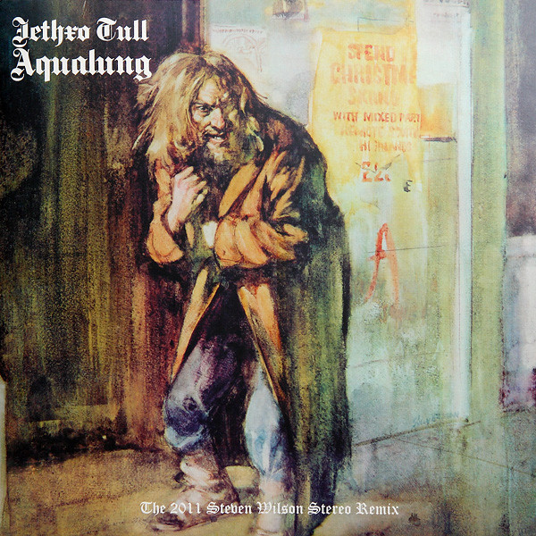 купить Jethro Tull Jethro Tull - Aqualung онлайн