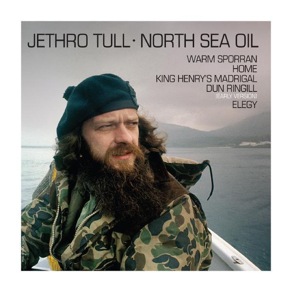 Jethro Tull Jethro Tull - North Sea Oil (10 ) цена и фото