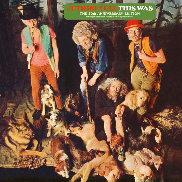 Jethro Tull Jethro Tull - This Was (50th Anniversary) (180 Gr) jethro tull this was lp
