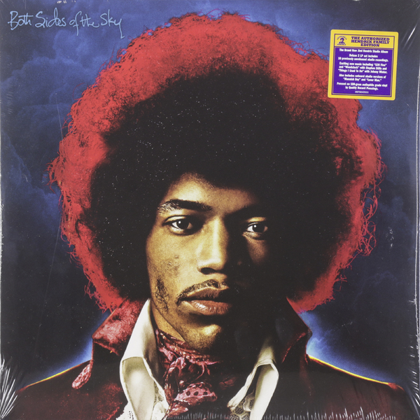 лучшая цена Jimi Hendrix Jimi Hendrix - Both Sides Of The Sky (2 Lp, 180 Gr)