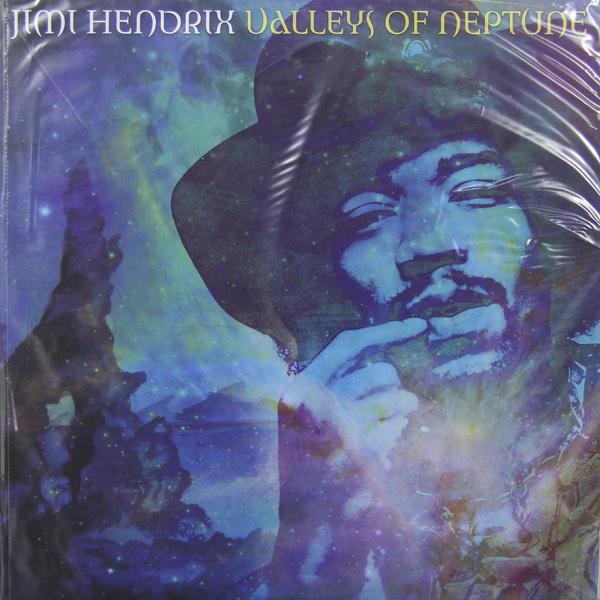 Jimi Hendrix Jimi Hendrix - Valleys Of Neptune (2 LP) цена 2017
