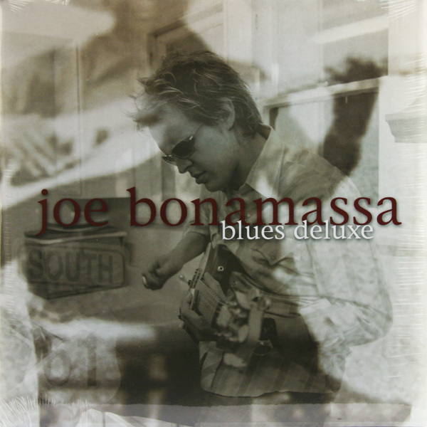 Joe Bonamassa Joe Bonamassa - Blues Deluxe joe steele
