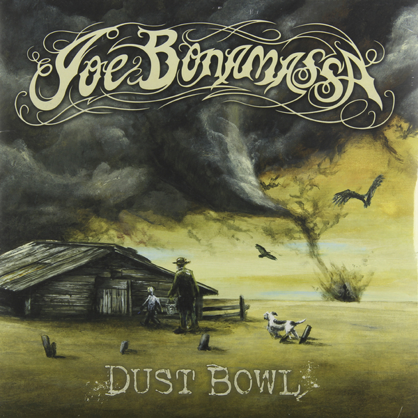 Joe Bonamassa Joe Bonamassa - Dust Bowl joe steele