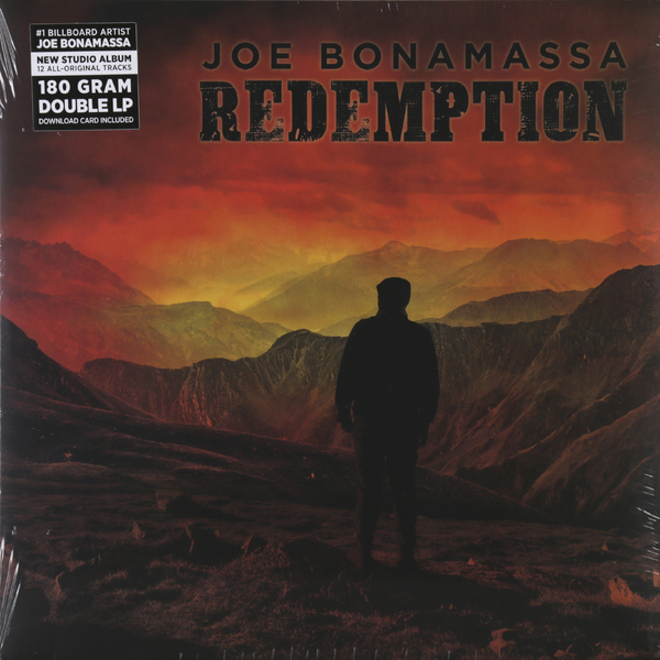 Joe Bonamassa Joe Bonamassa - Redemption (2 LP) joe steele