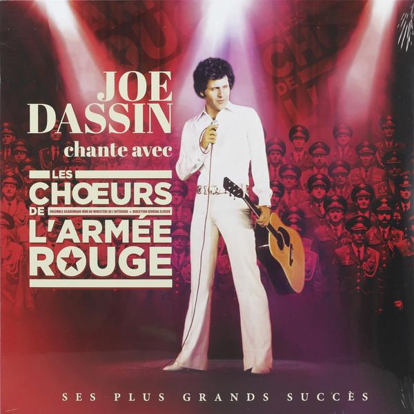 Joe Dassin Joe Dassin - Joe Dassin Chante Avec Les Choeurs De L'armee Rouge цена 2017