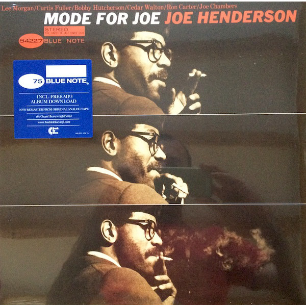 купить Joe Henderson Joe Henderson - Mode For Joe по цене 2180 рублей