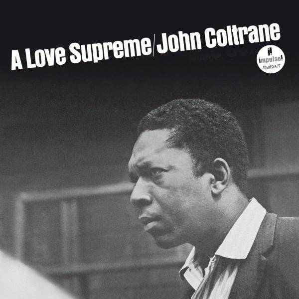 John Coltrane John Coltrane - A Love Supreme (colour) john coltrane the very best of john coltrane