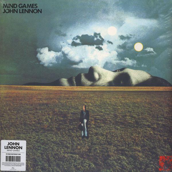 John Lennon John Lennon - Mind Games цена и фото