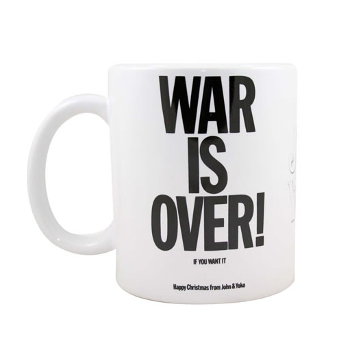 lennon the war is over: