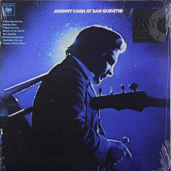 лучшая цена Johnny Cash Johnny Cash - At San Quentin