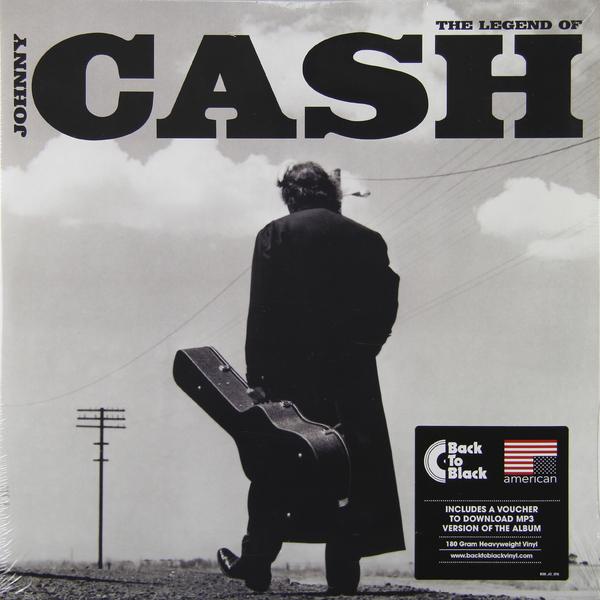 Johnny Cash Johnny Cash - Legend Of (2 Lp, 180 Gr) cobbler legend 2015 genniune