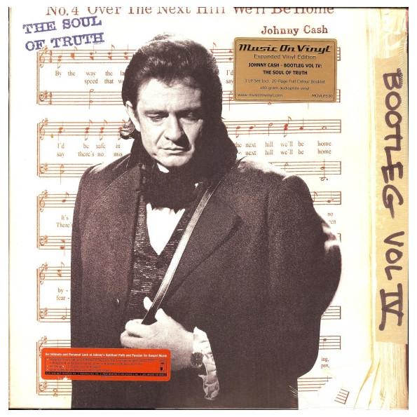 Johnny Cash Johnny Cash - The Bootleg Series Vol. 4: The Soul Of Truth (3 LP) цены