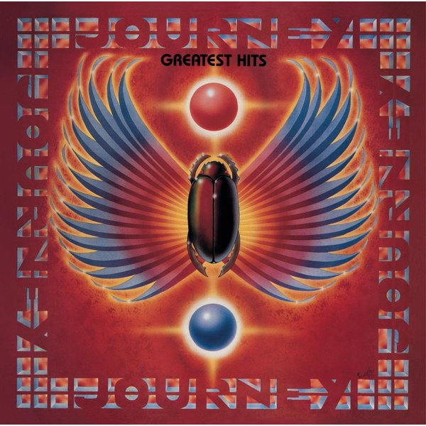 Journey Journey - Greatest Hits (2 LP) journey journey greatest hits 2 lp