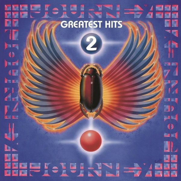 Journey Journey - Greatest Hits Vol.2 (2 LP) journey journey greatest hits 2 lp