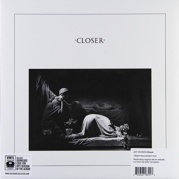 Joy Division Joy Division - Closer (180 Gr)