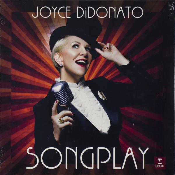 Joyce Didonato Joyce Didonato - Songplay виниловая пластинка didonato joyce in war and peace harmony through music