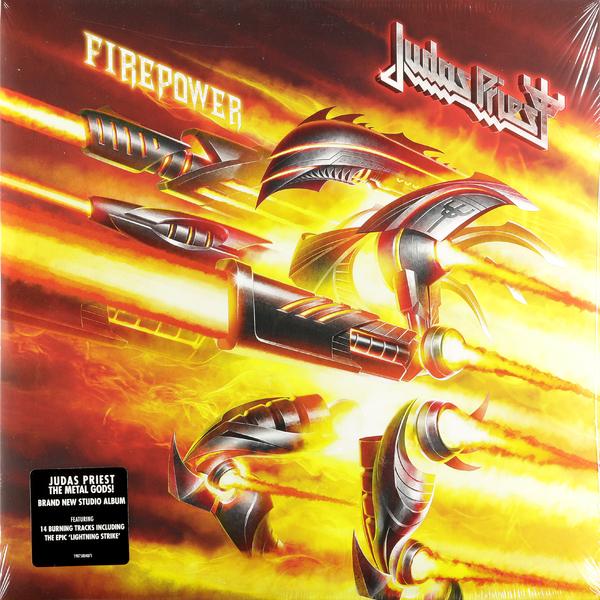 Judas Priest Judas Priest - Firepower (2 LP) стоимость