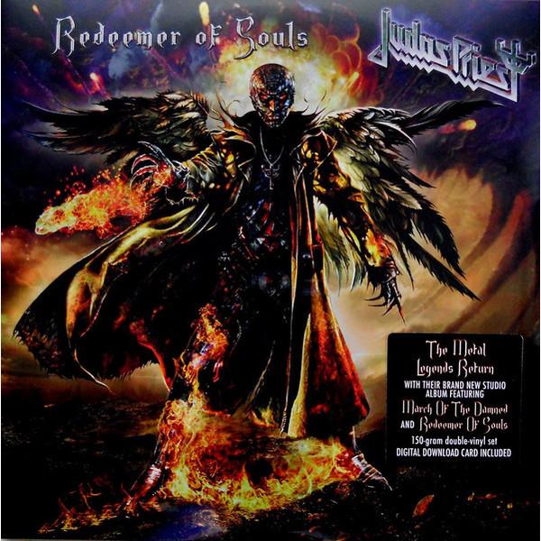 Judas Priest Judas Priest - Redeemer Of Souls (2 LP) стоимость