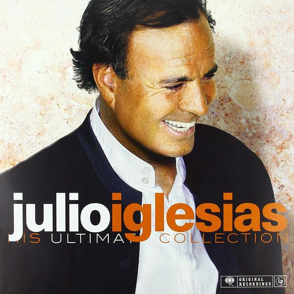 Julio Iglesias Julio Iglesias - His Ultimate Collection (180 Gr) цена