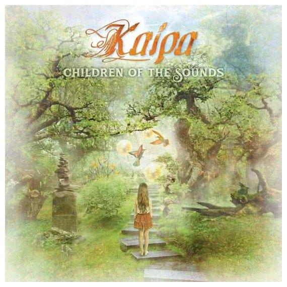 цена KAIPA KAIPA - Children Of The Sounds (2 Lp+cd)