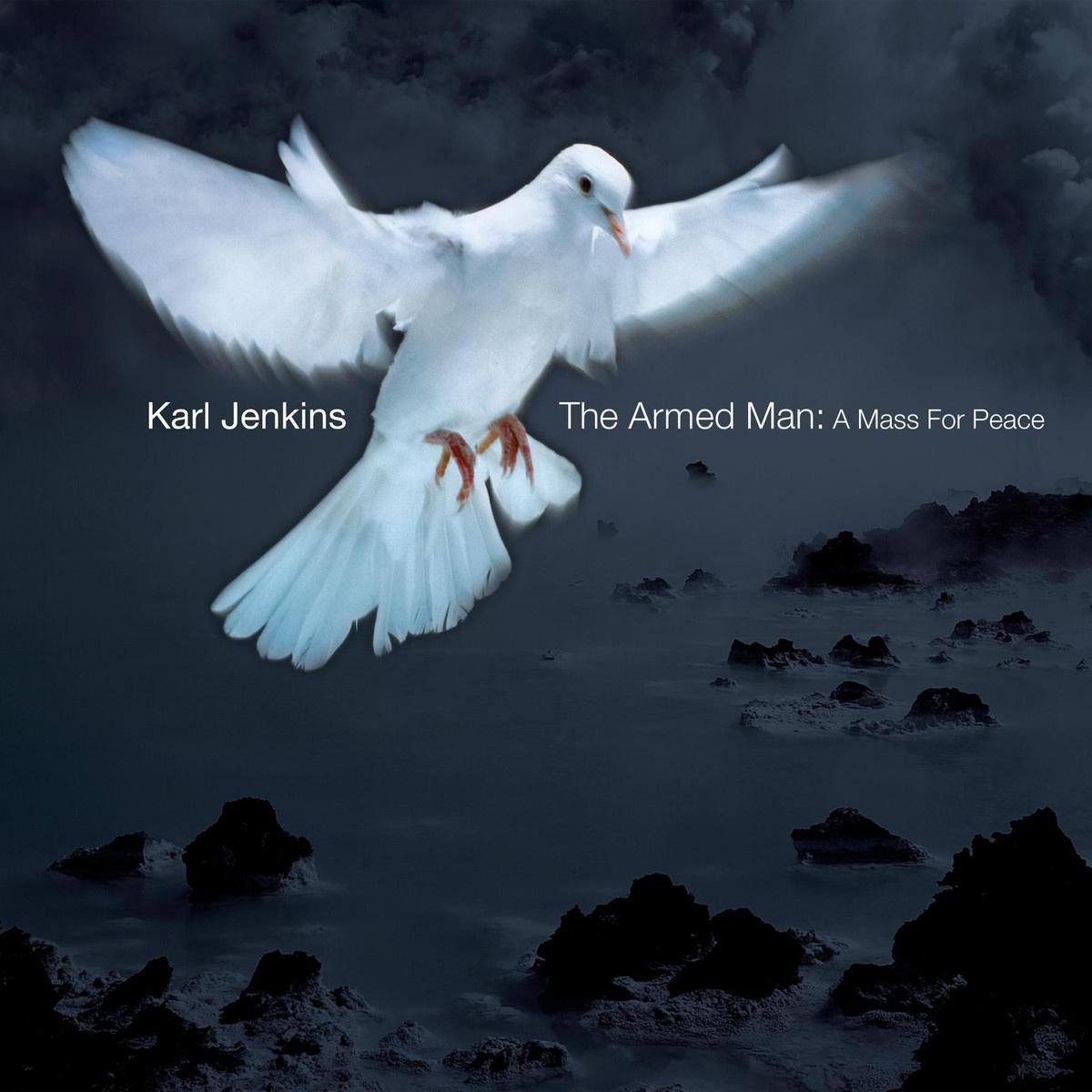 Karl Jenkins Karl Jenkins - The Armed Man: A Mass For Peace (2 Lp, 180 Gr) цена и фото