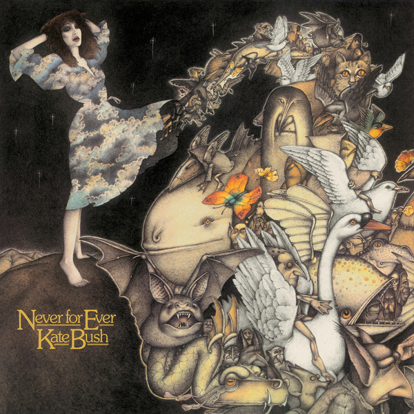 Kate Bush Kate Bush - Never For Ever (180 Gr) adventures in kate bush and theory