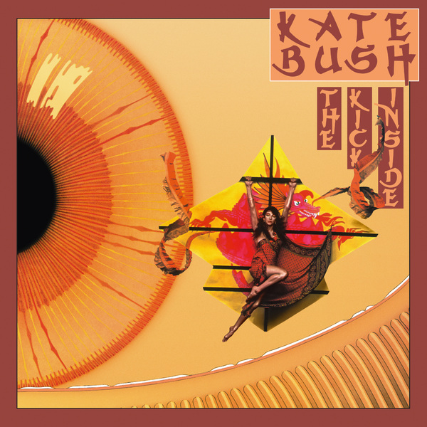 Kate Bush Kate Bush - The Kick Inside (180 Gr) adventures in kate bush and theory