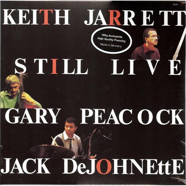 Keith Jarrett Keith Jarrett - Still Live (2 LP) цена 2017