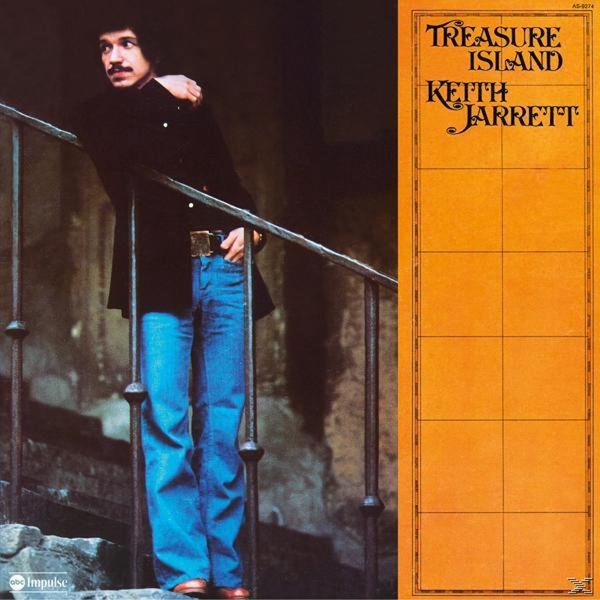 Keith Jarrett Keith Jarrett - Treasure Island цена 2017