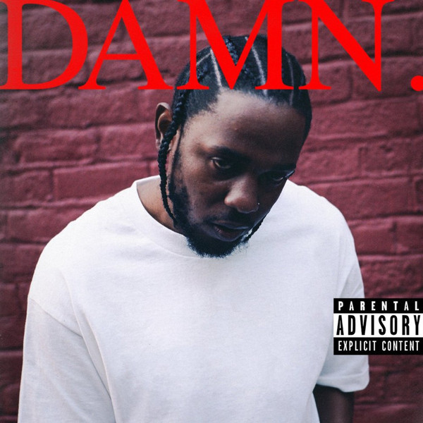 Kendrick Lamar Kendrick Lamar - Damn (2 LP) kendrick lamar to pimp a butterfly