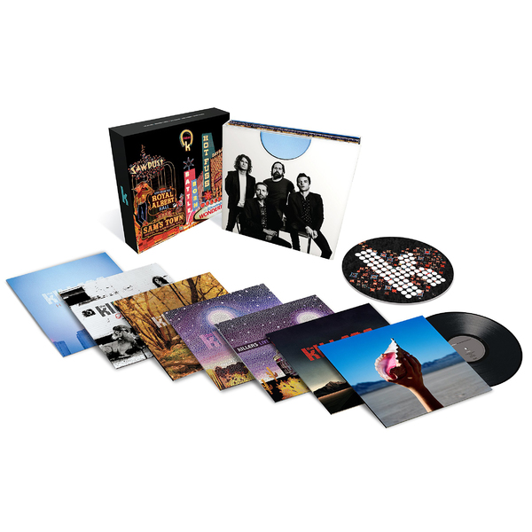 Killers Killers - Career Box (10 LP) love killers