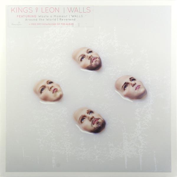 Kings Of Leon Kings Of Leon - Walls все цены