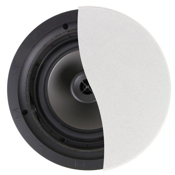 Встраиваемая акустика Klipsch CDT-2800-C II White встраиваемая акустика klipsch cdt 5650 c ii