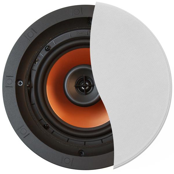 Встраиваемая акустика Klipsch CDT-3650-C II White встраиваемая акустика klipsch cdt 5650 c ii