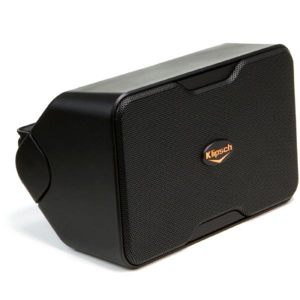 Всепогодная акустика Klipsch CP-4T Black цена и фото