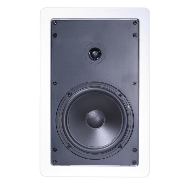Встраиваемая акустика Klipsch R-1650-W встраиваемая акустика klipsch r 2650 c ii white