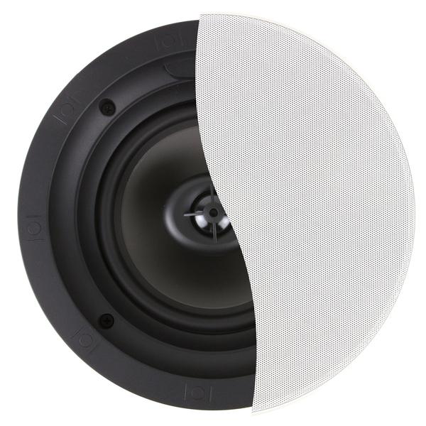 Встраиваемая акустика Klipsch R-2650-C II White встраиваемая акустика klipsch cdt 5650 c ii