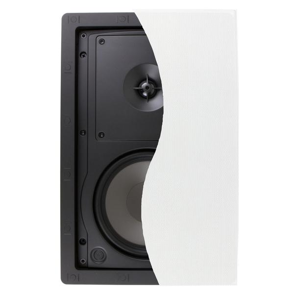 Встраиваемая акустика Klipsch R-2650-W II White встраиваемая акустика klipsch cdt 5650 c ii
